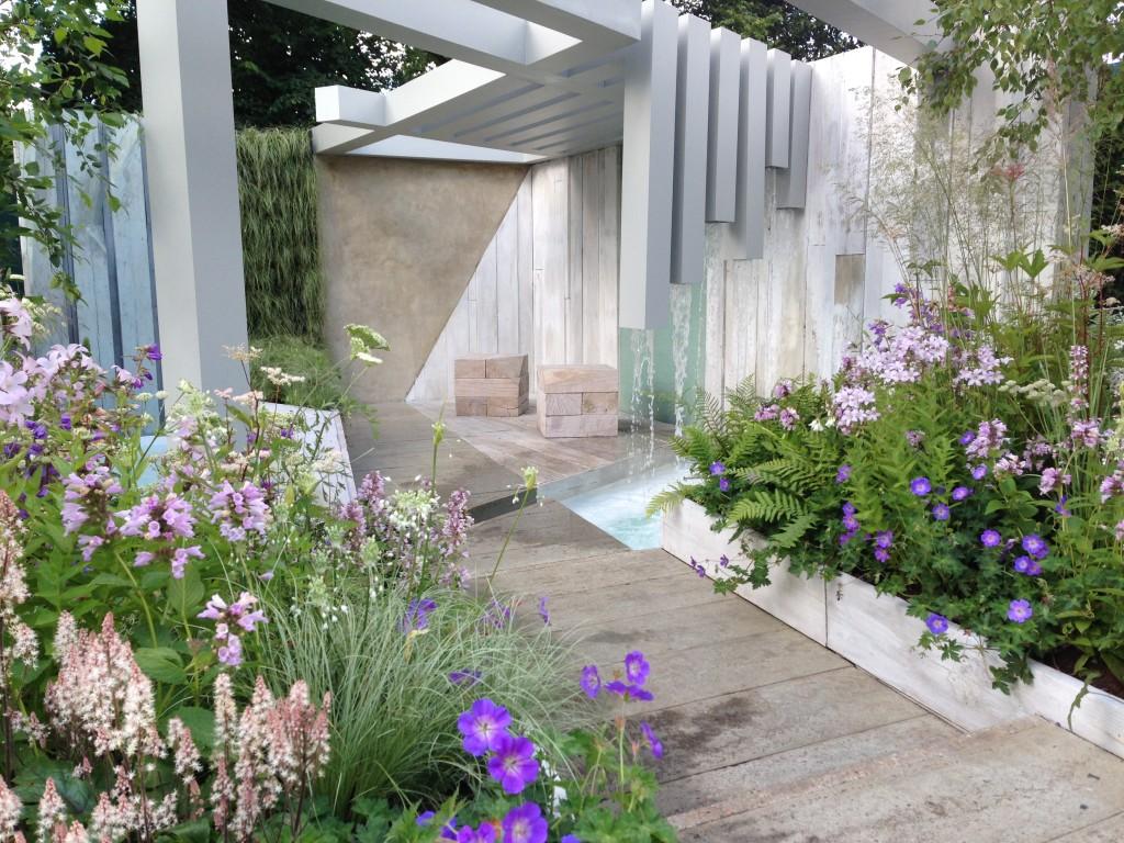 Alexandra Froggatt's Garden of Solitude